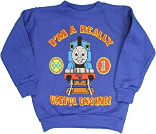 Thomas & Friends Little Boys 2 3 Thomas The Tank Engine Useful Engine Sweatshirt