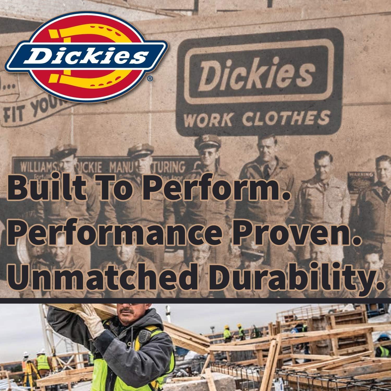 Dickies Mens Boxer Briefs Underwear 3 Pack Stretch Boxer Briefs for Men