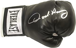 Oscar De La Hoya Autographed Hand Signed Everlast Boxing Glove with Proof Photo of Signing, 2014 International Boxing Hall of Fame Inductee, COA