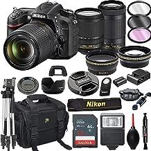 nikon d7200 dslr camera bundle