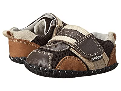 pediped Adrian Original (Infant) (Chocolate Brown) Boy