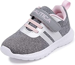 Kids Fashion Sneaker Athletic Running Shoe with One...