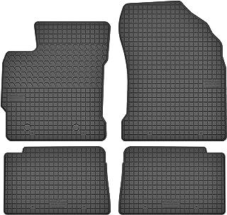 Alfombras tapices//auto alfombras alfombrillas coche para Toyota Auris a partir de 2007-2012 negro
