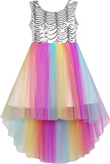 mermaid sequin dress kids