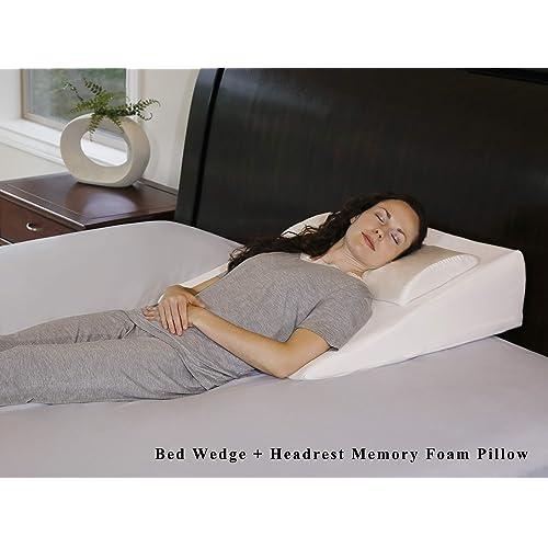 Queen Size Bed Wedge: Amazon.com