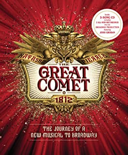 the great comet songs
