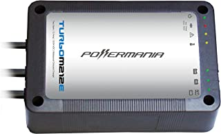 Powermania Turbo M212E waterpoof battery charger (Dual Bank, 12A)