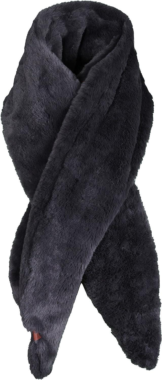 Bickley & Mitchell womens Faux Fur Scarf