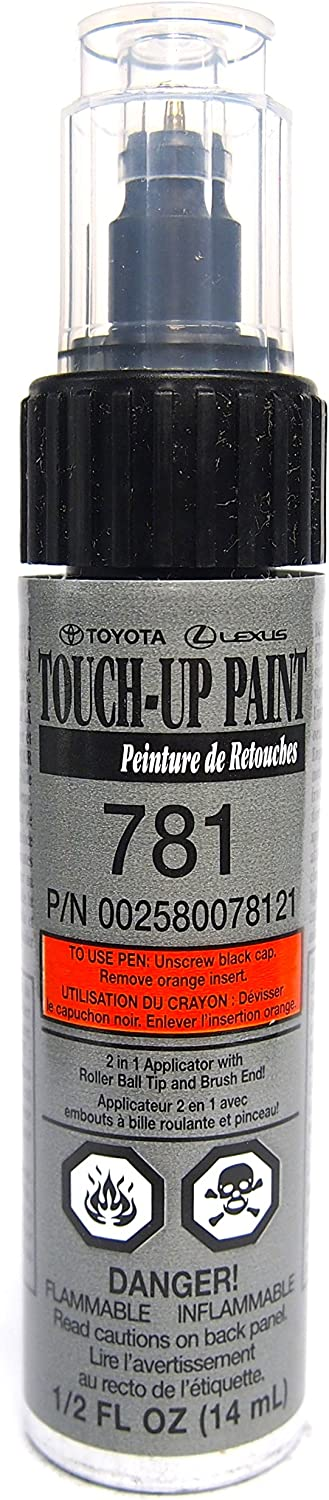 TOYOTA Genuine Las Vegas Mall 00258-00781-21 Sea Glass Touch-Up Fixed price for sale Pearl Pen Paint