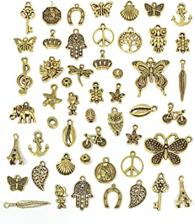 Best gold charm jewelry Reviews