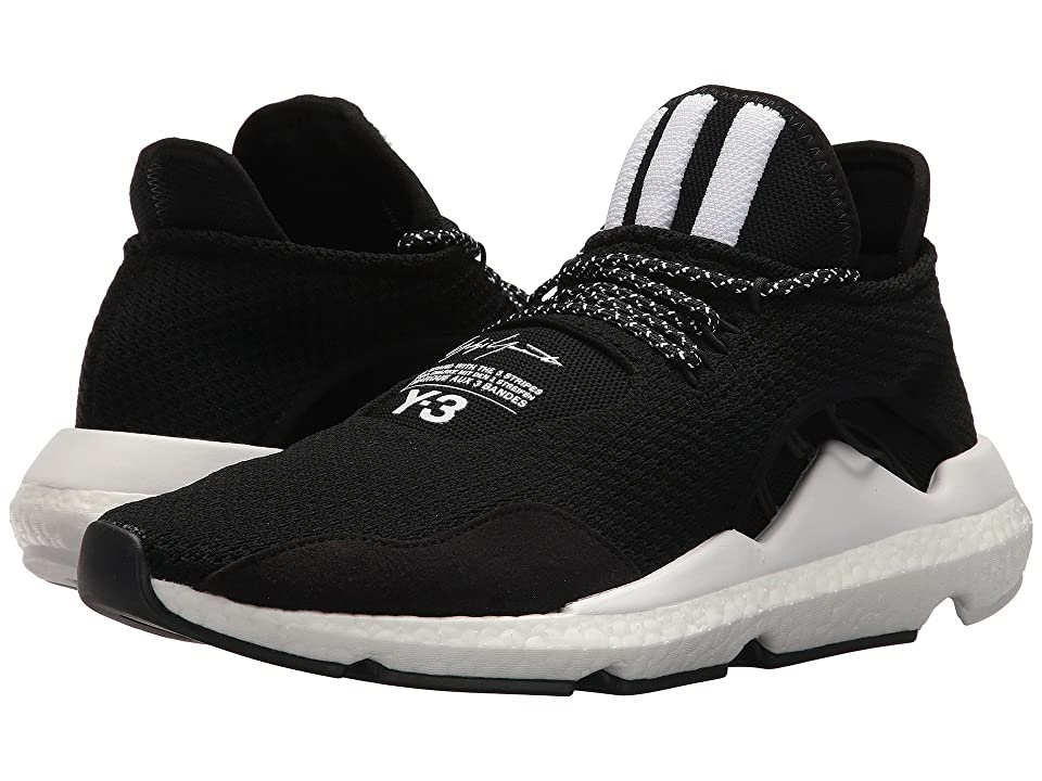 adidas Y-3 by Yohji Yamamoto Saikou (Core Black/Footwear White/Core White) Shoes
