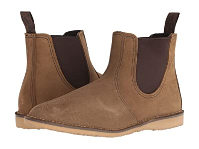 Red Wing Heritage Weekender Chelsea (Olive Mohave) Men