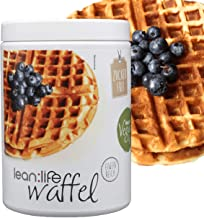 leanlife Waffelmischung 240 g Dose Estimated Price : £ 13,98