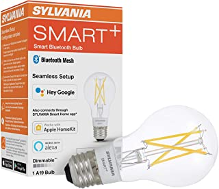 SYLVANIA General Lighting 75598 Smart LED bulb, Soft White Dimmable