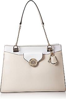 GUESS Womens Handbag, Stone/Multicolour - VG774423