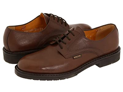 Mephisto Marlon (Chestnut Pebble Grain Leather) Men