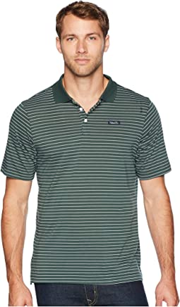 SB Dry Short Sleeve Stripe Polo