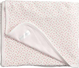 Printed Interlock Floral Blanket (Infant)