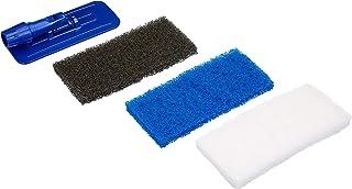 Blue AUK HE040-B Dust Beater Mop Set 40 cm Head