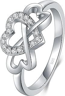 Best zirconia mens silver rings Reviews