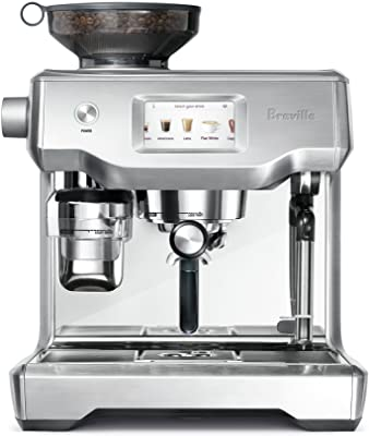 Breville Oracle Touch Fully Automatic Espresso Machine, Brushed Stainless Steel