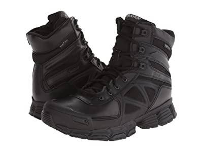 Bates Footwear Velocitor Waterproof Zip (Black) Men