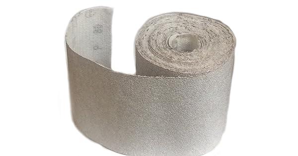 Sungold Abrasives 66836 Hook /& Loop Sanding Rolls for Karebac Line Profile Sanders 240 Grit Premium Plus Paper Stearated Aluminum Oxide 4-7//8 x 5 yd 4-7//8 x 5 yd