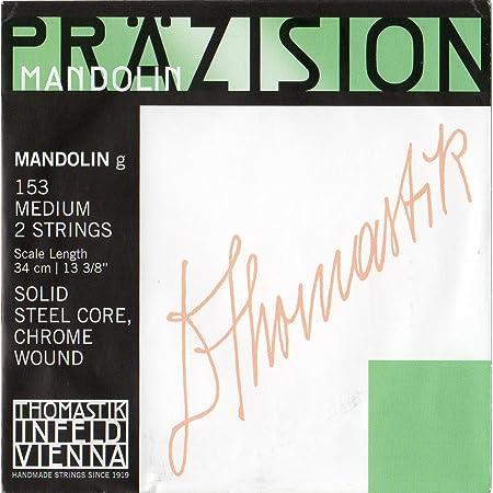 Thomastik-Infeld Single String for Mandolin (153)
