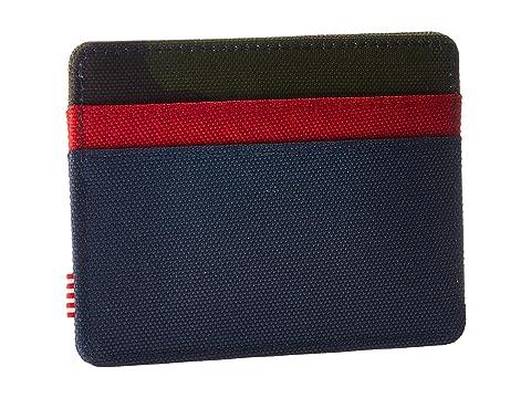 Co Woodland Charlie marino RFID rojo Herschel Camo Supply azul YCZ5CAq