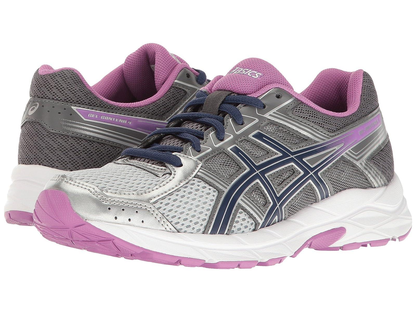 ASICS GEL-Contend 4Atmospheric grades have affordable shoes