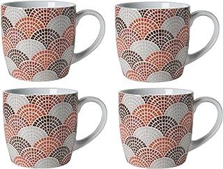 Now Designs Aalto Mugs, Set of 4
