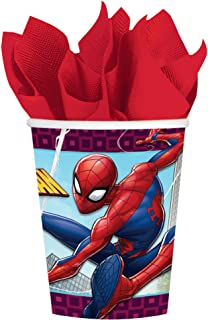 Spider-Man Webbed Paper Cups