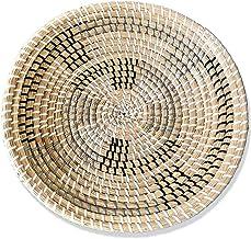 Hanging Woven Wall Basket
