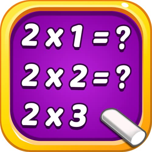 Multiplication Kids - Math Games With Times Tables, Multiplication Games Free
