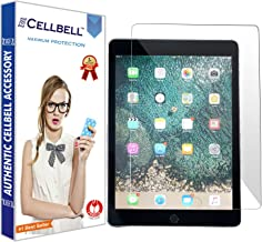CELLBELL Tempered Glass Screen Protector for iPad Pro [9.7] and Compatible with iPad AIR [Transparent]