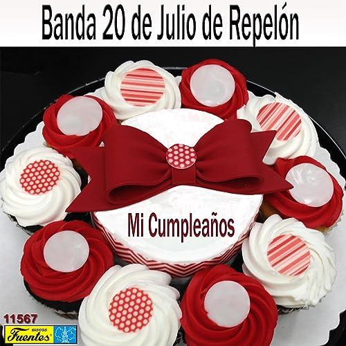 Mi Cumpleaños by Banda 20 de Julio de Repelón on Amazon ...