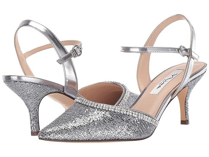 Nina  Buena (Pewter) Womens Shoes