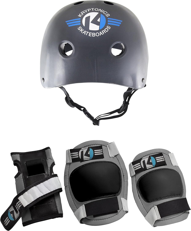 price Kryptonics Starter 4-in-1 Pad Set with lowest price Small Medium Helmet