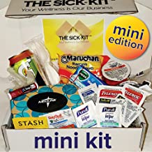 The Sick Kit Mini Edition - The Original Box of Wellness Get Well Care Package