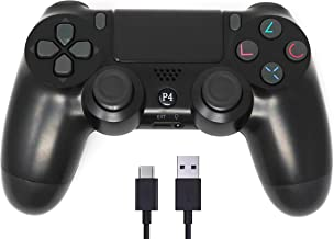 PS4 Controller Wireless Bluetooth with USB Cable for Sony Playstation 4 - CHASDI
