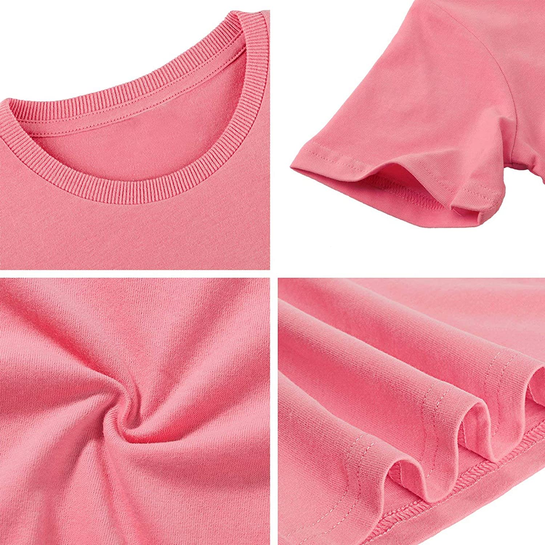 MOMBEBE COSLAND T-Shirt Bambino 100/% Cotone 12 Mesi-16 Anni