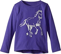 Carhartt Kids - Glitter Horse Tee (Toddler)