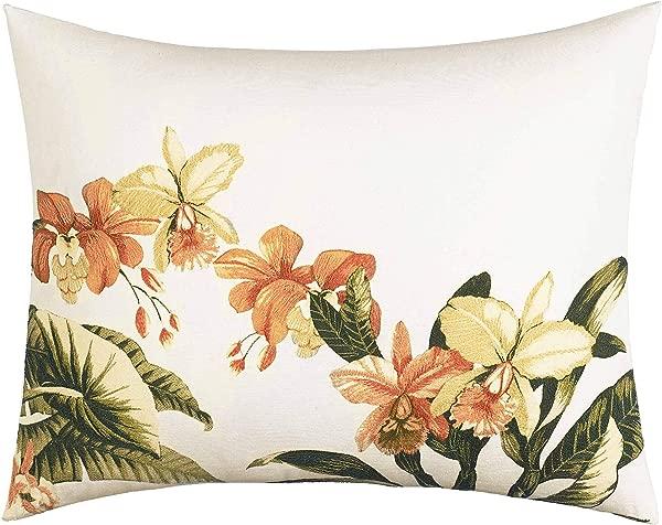 Tommy Bahama Siesta Key Throw Pillow 16x20 Coral
