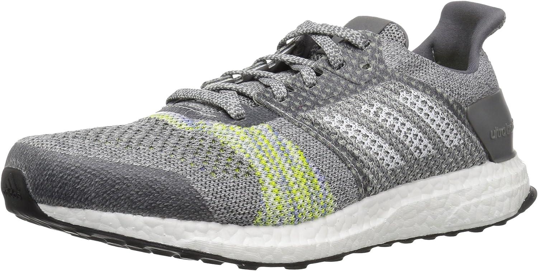 Adidas OriginalsB37694 - Ultraboost St St Herren, (grau grau Lime), 46 EU  Sonderangebot