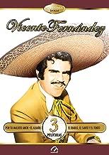 VICENTE FERNANDEZ [3 PELICULAS] POR TU MALDITO AMOR (1990) & EL DIABLO,EL SANTO Y EL TONTO (1985) & EL ALBANIL (1974) [NTSC/Region 1 and 4 dvd. Import - Latin America].