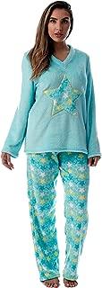 Plush Pajama Sets for Women