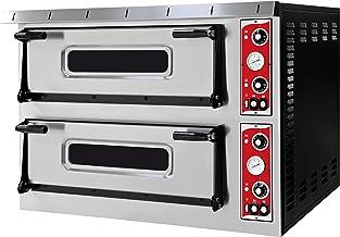 Pizza Horno Special 99Top–Back Cámara vollschamottiert–prismafood Premium Adecuado para 18x 35cm de diámetro pizzas