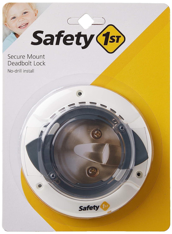 Safety specialty shop 1st Secure Deadbolt Over item handling Lock Mount