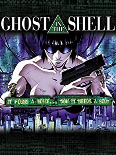 Amazon Ca Ghost In The Shell
