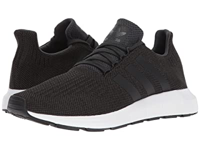adidas Originals Swift Run (Carbon/Black/Medium Grey Heather) Men